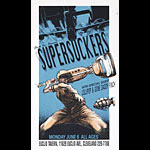 Derek Hess Supersuckers Poster
