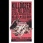Derek Hess Killdozer Poster