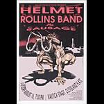 Derek Hess Helmet Poster