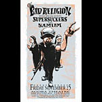 Derek Hess Bad Religion Poster