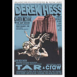 Derek Hess TAR Poster