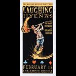 Derek Hess Laughing Hyenas Poster