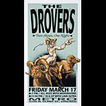 Derek Hess The Drovers Poster