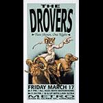 Derek Hess The Drovers Poster