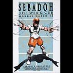 Derek Hess Sebadoh Poster