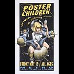 Derek Hess Poster Children Poster