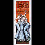 Derek Hess Jon Spencer Blues Explosion Poster