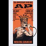 Derek Hess Alternative Press 10th Anniversary Poster