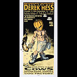 Derek Hess Derek Hess Incendiary Behavior Poster