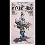 Derek Hess Immaculate Destruction: Derek Hess Art Show Poster