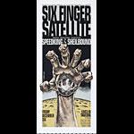 Derek Hess Six Finger Satellite Poster