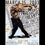 Derek Hess Strhessfest Poster