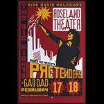 Portland Concert Posters
