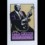 Gary Houston B.B. King Poster