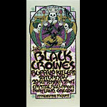 Gary Houston The Black Crowes Poster