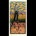Gary Houston Calexico Poster
