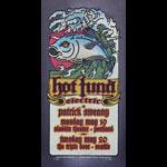 Gary Houston Hot Tuna Electric Poster
