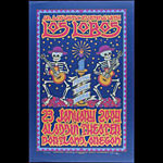 Gary Houston Los Lobos Poster