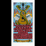 Gary Houston Warren Haynes Poster