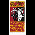 Mike King and Gary Houston Blasters Poster