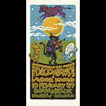 Gary Houston The Decemberists Poster