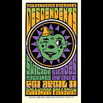 Gary Houston The Descendents Poster