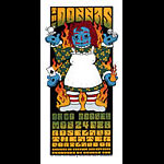 Gary Houston The Donnas Poster