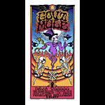 Gary Houston Gov't Mule Poster