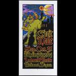 Gary Houston Gov't Mule Poster