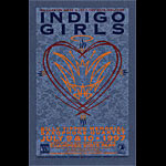 Gary Houston Indigo Girls Poster