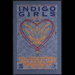 Gary Houston Indigo Girls Poster