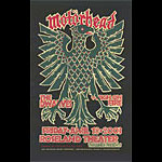 Gary Houston Motorhead Poster