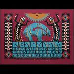 Gary Houston Pearl Jam Poster