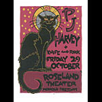 Gary Houston PJ Harvey Poster