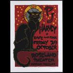 Gary Houston PJ Harvey Poster
