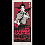 Gary Houston Joe Strummer And The Mescaleros Poster