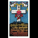 Gary Houston Lucinda Williams Poster