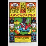 Gary Houston Zen Tricksters Poster