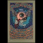 Gary Houston Jackie Greene New Years Poster