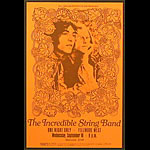 Incredible String Band BG Poster
