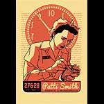 Scrojo Patti Smith Poster