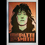 Chuck Sperry Patti Smith Poster