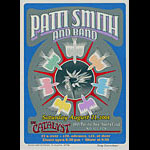 Gary Grimshaw Patti Smith Poster
