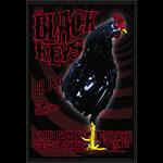 Chris Shaw Black Keys Poster