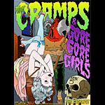 Chuck Sperry Cramps Poster