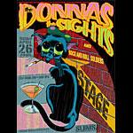 Chuck Sperry Donnas Poster
