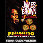 Chris Shaw James Brown Poster