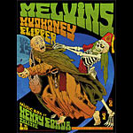 Chuck Sperry Melvins Poster