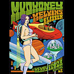 Chuck Sperry Mudhoney Poster