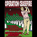 Chris Shaw Operation Ceasefire Poster